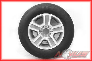 17 FORD F150 FX4 EXPEDITION OEM ALLOY WHEELS TIRES 18 16 20