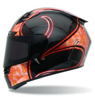 Bell Star Carbon Fiber RSD Speed Freak Full Face Motorcycle Helmet