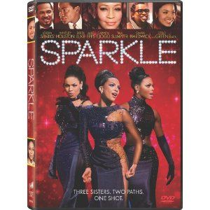 Sparkle New SEALED R1 DVD Whitney Houston Jordin Sparks