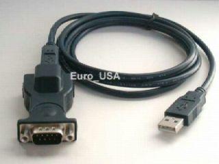 usb to serial adapter cable garmin navman magellan gps