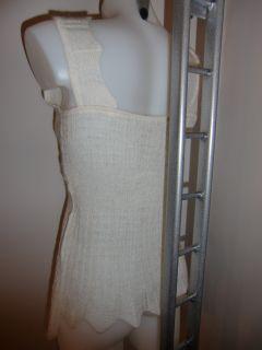 Top Donna Ladies Evening Sleeveless Vest Top Vintage