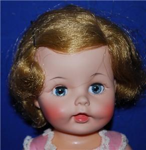 Adorable 1961 Madame Alexander Caroline Kennedy Doll in Riding Habit