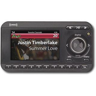 XM Satellite XM CK30P Radio Tuner with Car Kit New XMCK30P