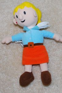 Plush Toy Doll Wendy Bob The Builder Character Dolls