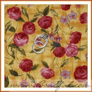 Northcott Gregg Sweet Caroline Rose Garden Flower Cotton Quilt RARE
