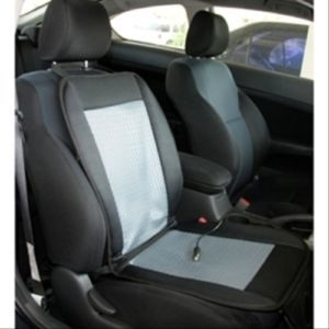 12V Cooling Car Seat Cold Air Cushion Cover Auto Gray