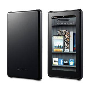 Guardian Series Slim Fit Hard Case for  Kindle Fire 7 (Black