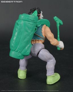 CASEY JONES Teenage Mutant Ninja Turtles vintage 1989 complete