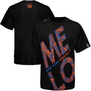 Carmelo Anthony New York Knicks The Big Man T Shirt Black
