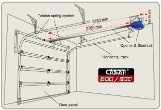 Automatic Garage Door Closer Timer For Craftsman Garage