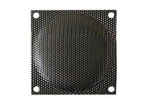 120mm Black Solid Steel Mesh Case Fan Grill Filter