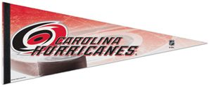 Carolina Hurricanes NHL Premium Felt Collector Pennant