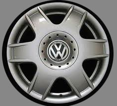 VW Jetta Golf MK4 16 6 Spokes Castella Wheel Cap 1J0 601 149G 1 Pcs