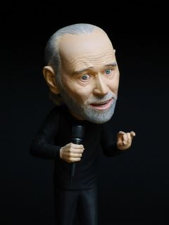 George Carlin Bobblehead, Exclusive/Original