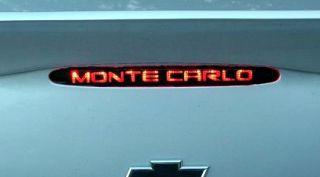 Chevy Monte Carlo Brake Light Cover 2000 01 02 03 04 05