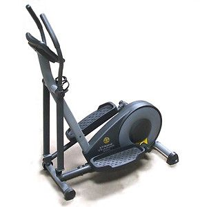 Golds Gym Stride Trainer 300 Eliptical Excellent Cond