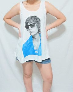 The Strokes Julian Casablancas Women T Shirt Dress M L