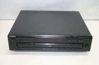 CDP CE235 5 Disc Carousel CD Player Multi Disc Changer Used