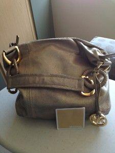 Michael Michael Kors Oversized ID Chain Shoulder Bag
