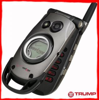 Casio GzOne Type V VERIZON Rugged Cell Phone 3G   No Contract