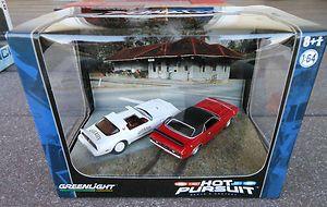 Diorama 1979 Pontiac Firebird Trans AM Catoosa County Sheriff New