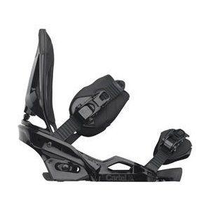 Burton Cartel EST Snowboard Bindings Mens Medium Black Used 2012