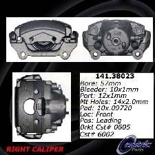Disc Brake Caliper Centric 141 38023 Front Right Disc Brake Caliper