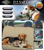 Waterproof Pet Dog or Cat Seat Cover for Car Truck SUV