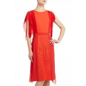 FALL $398 BCBG MAX AZRIA RUNWAY CATERINA DRESS
