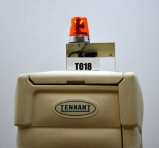 Tennant 7200 Electric Floor Scrubber in Great Condition