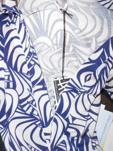 DVF Diane Von Furstenberg Celeste Silk Wrap Skort Romper Jumper Zebra