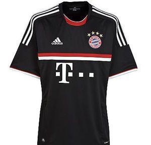 11 12 Bayern Munich UEFA Champions League Jersey Shirt UCL Patch