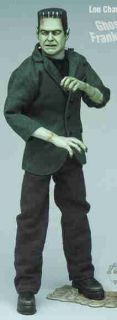 12 Action Figure 1/6 scale Lon Chaney in Ghost of Frankenstein 4408