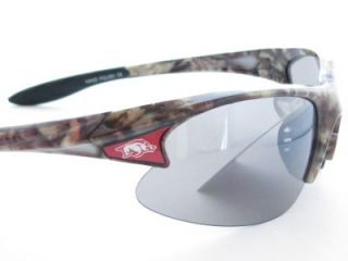 Arkansas Razorbacks Camo Sunglasses UA Hogs 8 Camouflage