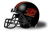 Custom Pocket Pro Helmets Central Michigan Chippewas New 2012 Matte