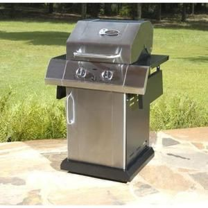 Char Broil 46 in. Red 2 Burner Infrared Gas Grill local p/u only