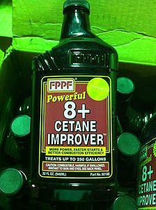 Case 12 FPPF 8 Cetane Improver Diesel Fuel Improvement