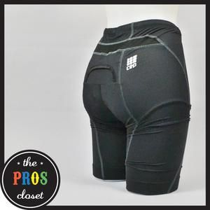 NEW CEP Womens Compression Triathlon Shorts MED III Road Bike Swim Run