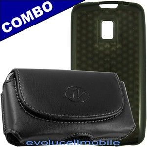 for LG Optimus 2X P990 Gel Cell Phone Case Oversized Belt Pouch