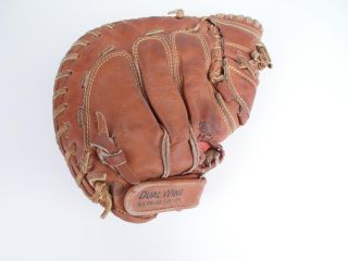 Rawlings Catchers Mitt Baseball Glove Century II CII Lt Dual Wing Lite