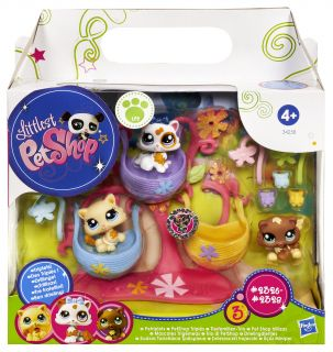 HASBRO  Petriplets #2326   #2328  LITTLEST PET SHOP
