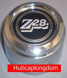 1977 1979 Chevrolet Camaro Z28 Wheel Center Cap