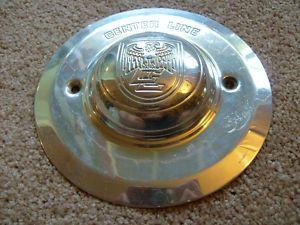 Center Line Wheels Center Caps Custom Wheel Polished Aluminum Center