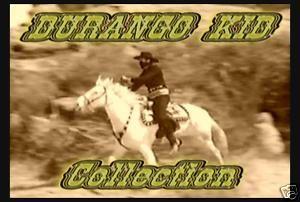 Durango Kid Bonanza Town Charles Starrett Smiley B DVD