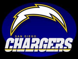 San Diego Chargers NFL Survival 550 Paracord Bracelet **NEW**
