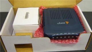Ambi/Ubee U10C018.80 DOCSIS 2.0 Cable Modem NEW