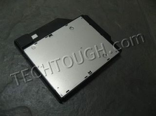 DVD RW Multi CD RW Burner Drive CD ROM Caddy Panasonic Toughbook CF 30
