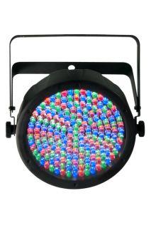 Chauvet SlimPAR 64 LED DMX Slim Par Can Stage DJ/Club RGB Lighting