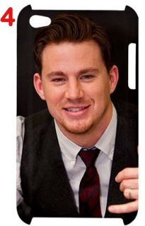 Channing Tatum Fans iPod Touch 4G Hard Case Assorted Style
