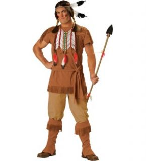 Cherokee Indian Man Tunic Designer Costume Adult Large